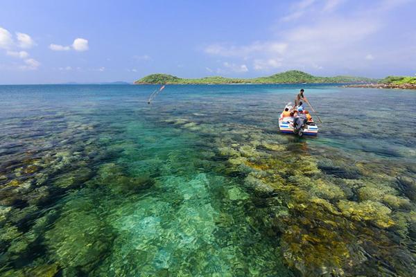 Hòn Robinson Phú Quốc với vẻ đẹp hoang sơ